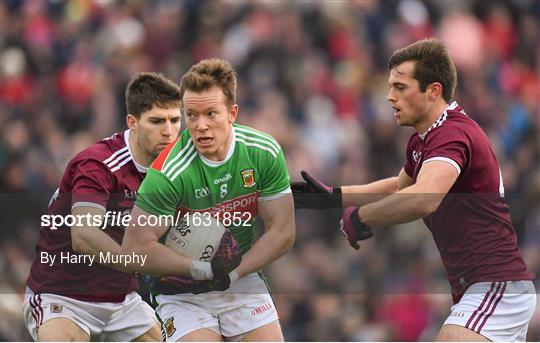 Galway v Mayo - Connacht FBD League semi-final