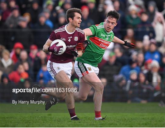 Galway v Mayo - Connacht FBD League semi-final
