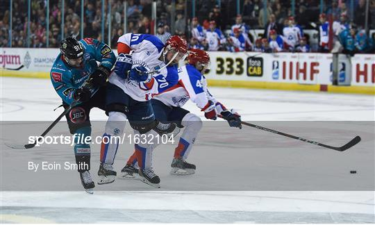 Arlan Kokshetau vs Stena Line Belfast Giants - IIHF Continental Cup Final