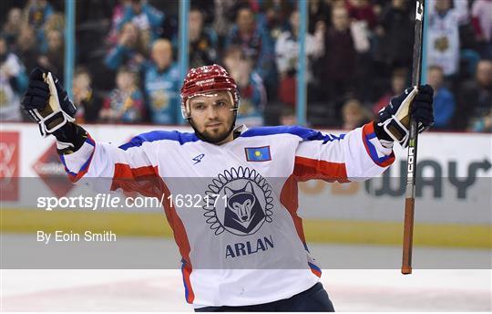 Arlan Kokshetau vs Stena Line Belfast Giants - IIHF Continental Cup Final