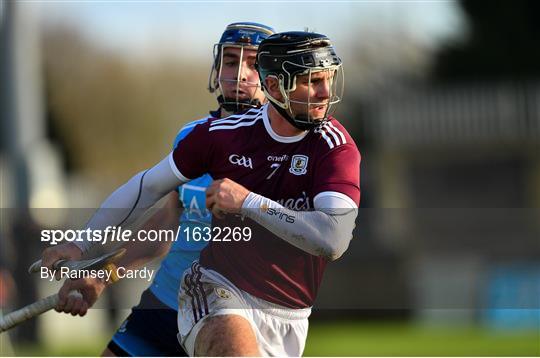 Dublin v Galway - Bord na Mona Walsh Cup semi-final