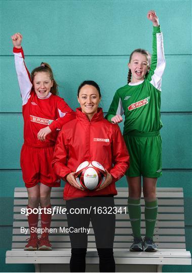 22fe2ed6 SPAR FAI Primary School 5s Programme Launch - 1632341 - Sportsfile