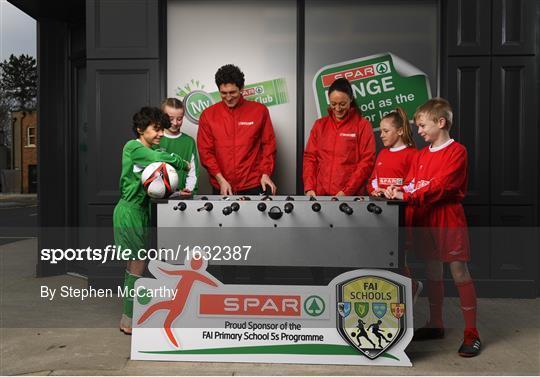 553f45fe SPAR FAI Primary School 5s Programme Launch - 1632387 - Sportsfile