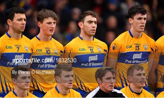 Clare v Tipperary - Co-Op Superstores Munster Hurling League Final 2019