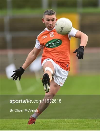 Donegal v Armagh - Bank of Ireland Dr McKenna Cup semi-final