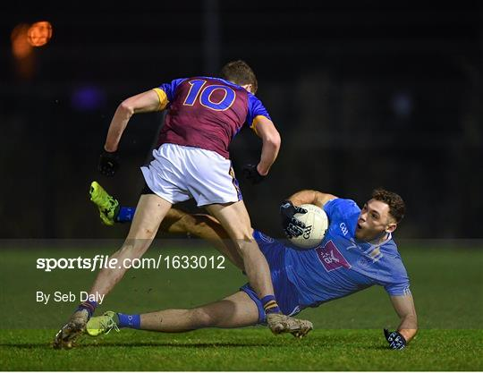 Dublin Institute of Technology v University of Limerick - Electric Ireland Sigerson Cup Round 1