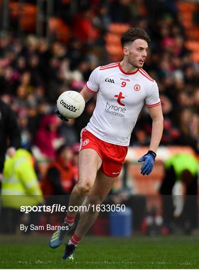 Tyrone v Derry - Bank of Ireland Dr McKenna Cup semi-final