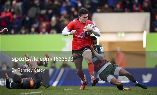 Leicester Tigers v Ulster - Heineken Champions Cup Pool 4 Round 6