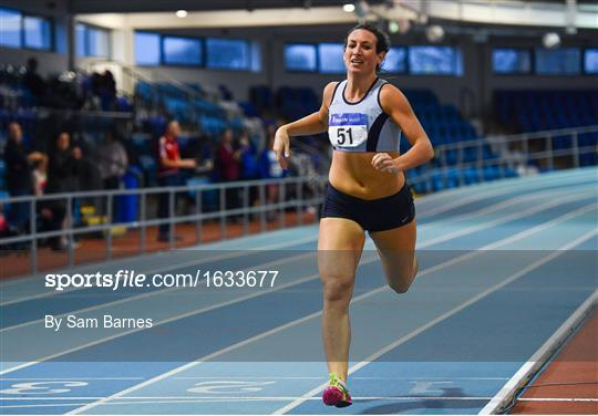 Irish Life Health Indoor Combined Events All Ages