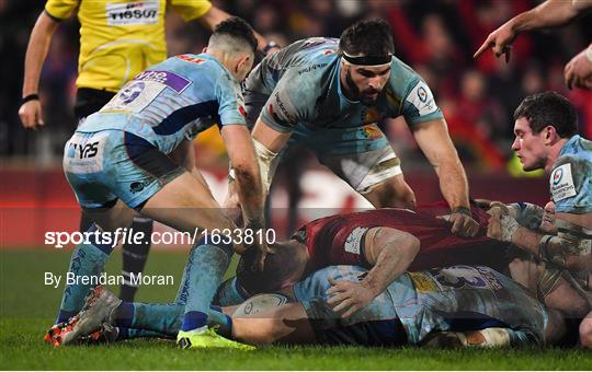 Munster v Exeter Chiefs - Heineken Champions Cup Pool 2 Round 6