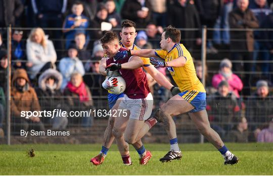 Galway v Roscommon - Connacht FBD League Final