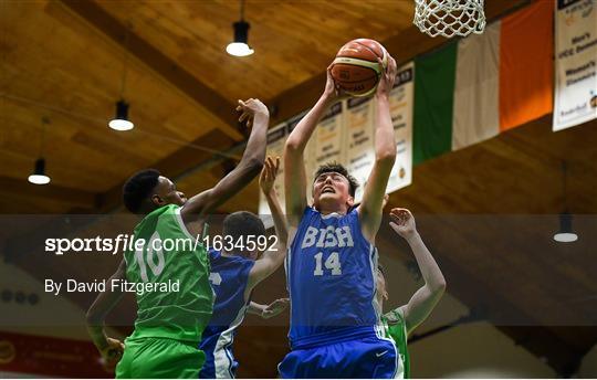 Calasantius College v St Joseph's Bish Galway - Subway All-Ireland Schools Cup U16 A Boys Final
