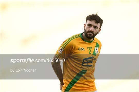 Two Mile House v Kilcummin - AIB GAA Football All-Ireland Intermediate Championship semi-final