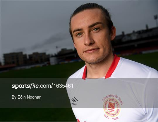 St. Patrick's Athletic Introduce Signings