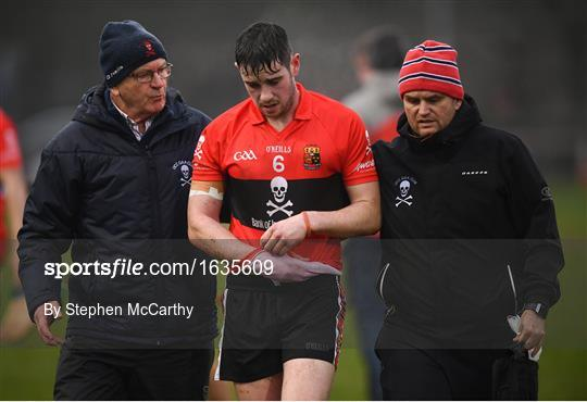 UCC v UCD - Electric Ireland Fitzgibbon Cup Group A Round 2