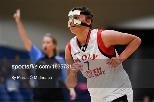 Holy Faith Clontarf v St Vincent's SS, Cork - Subway All-Ireland Schools Cup U19 A Girls Final