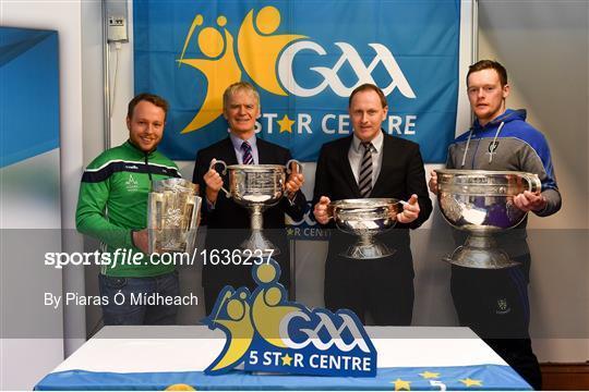 GAA Five Star Centres