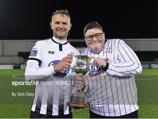 Dundalk v Drogheda United - Jim Malone Cup