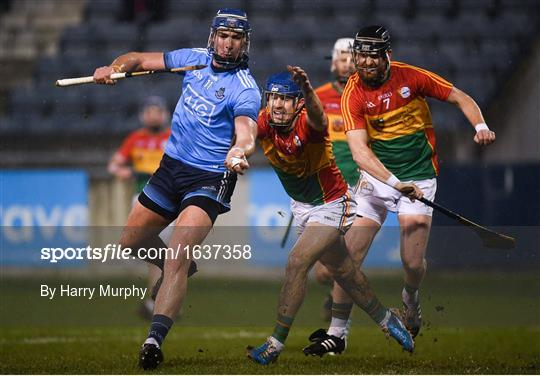Dublin v Carlow - Allianz Hurling League Division 1B Round 1