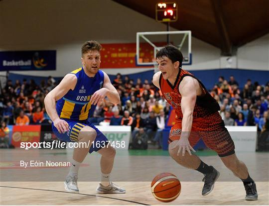 Pyrobel Killester v UCD Marian - Hula Hoops Men's Pat Duffy National Cup Final