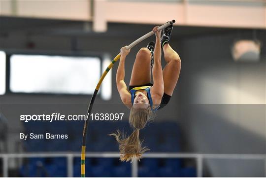 Irish Life Health Junior and U23 Indoors