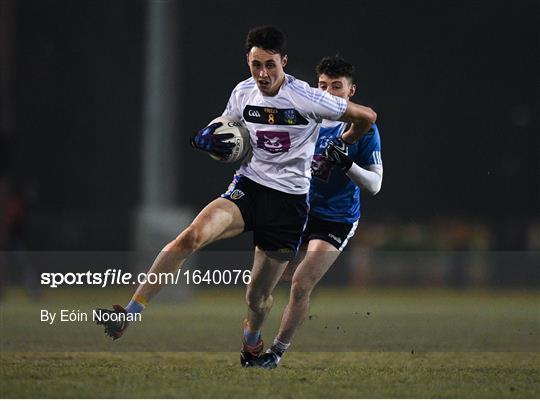 University College Dublin v TU Dublin City Campus (DIT) - Electric Ireland Sigerson Cup Round 3