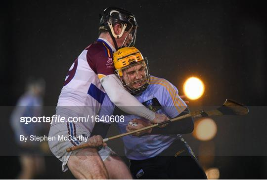 UCD v UL - Electric Ireland Fitzgibbon Cup Group A Round 3