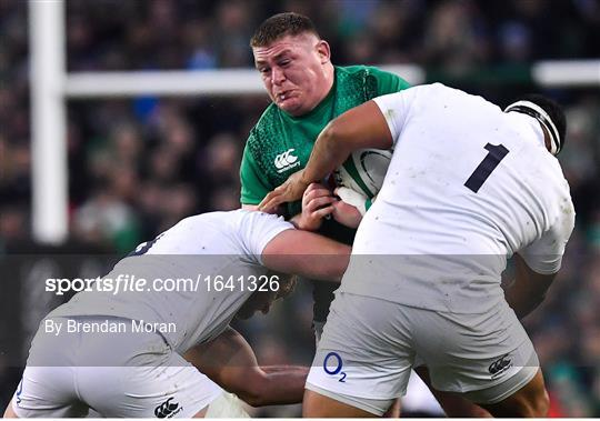 Ireland v England - Guinness Six Nations Rugby Championship 2019