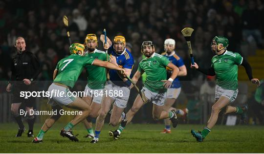 Limerick v Tipperary - Allianz Hurling League Division 1A Round 2