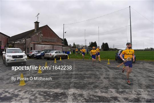 Roscommon v Monaghan - Allianz Hurling League Division 3A Round 2