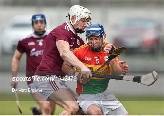 Carlow v Galway - Allianz Hurling League Division 1B Round 2