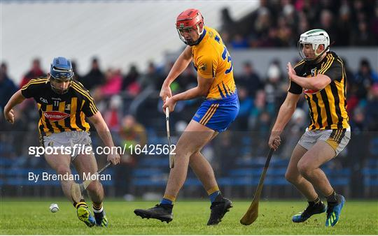 Clare v Kilkenny - Allianz Hurling League Division 1A Round 2