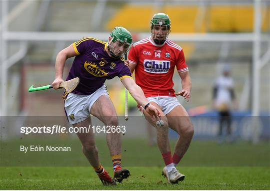 Cork v Wexford - Allianz Hurling League Division 1A Round 2