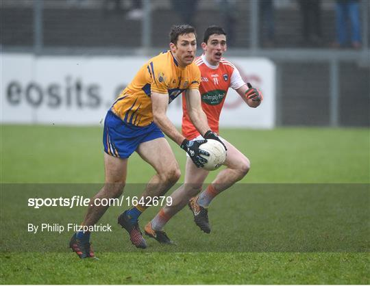 Armagh v Clare - Allianz Football League Division 2 Round 2