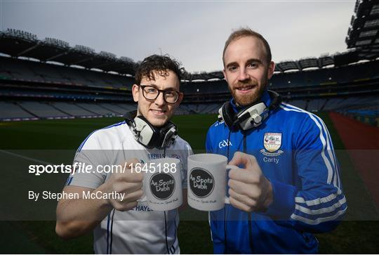 GAA Launch Irish Language Podcast in Conjunction with An Spota Dubh from Raidió na Life