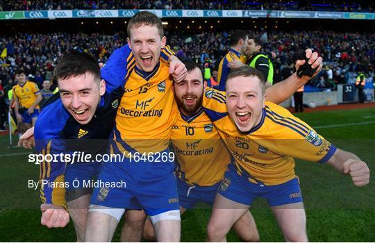 Beaufort v Easkey - AIB GAA Football All-Ireland Junior Championship Final