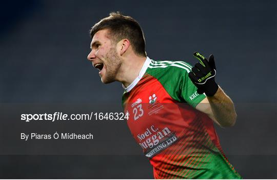 Kilcummin v Naomh Éanna - AIB GAA Football All-Ireland Intermediate Championship Final