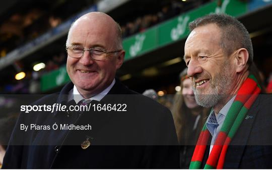 Kilcummin v Naomh Éanna - AIB GAA Football All-Ireland Intermediate Championship Final