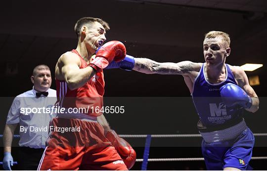 2019 National Elite Men's & Women's Elite Boxing Championships