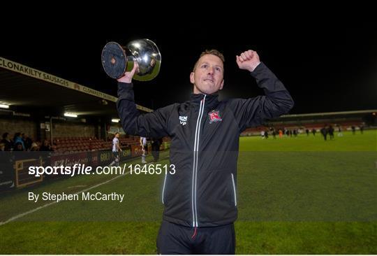 Cork City v Dundalk - 2019 President's Cup Final