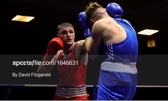2019 National Elite Men's & Women's Elite Boxing Championships