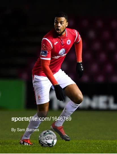 Longford Town v Sligo Rovers - Pre-Season Friendly