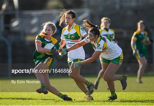 Meath v Offaly - Lidl Ladies Football National League Division 3 Round 2