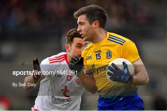 Roscommon v Tyrone - Allianz Football League Division 1 Round 3