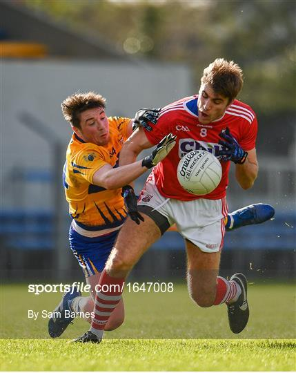 Clare v Cork - Allianz Football League Division 2 Round 3