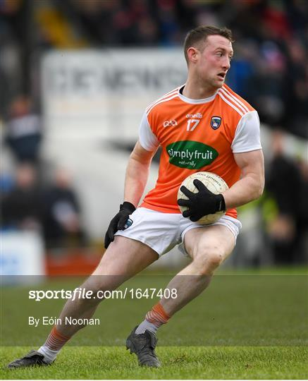 Meath v Armagh - Allianz Football League Division 2 Round 3