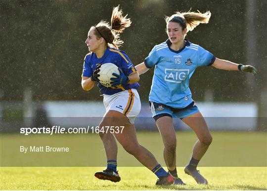Tipperary v Dublin - Lidl Ladies NFL Round 2