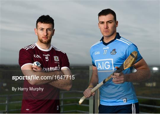 Galway v Dublin - Allianz Hurling League Media Event