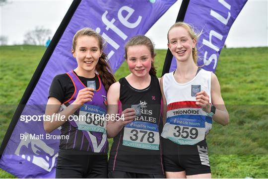 Irish Life Health Munster Schools Cross Country