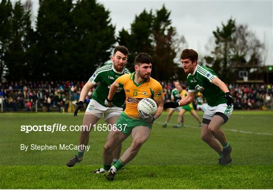 Corofin v Gaoth Dobhair - AIB GAA Football All-Ireland Senior Championship Semi-Final
